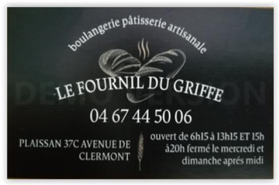 Le Fournil du Griffe